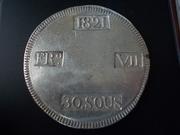 30 Sous 1.821. Fernando VII. Palma de Mallorca DSCN1320