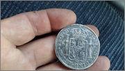 8 reales Carolus IIII,1795 Mejico-FM   20150407_175632