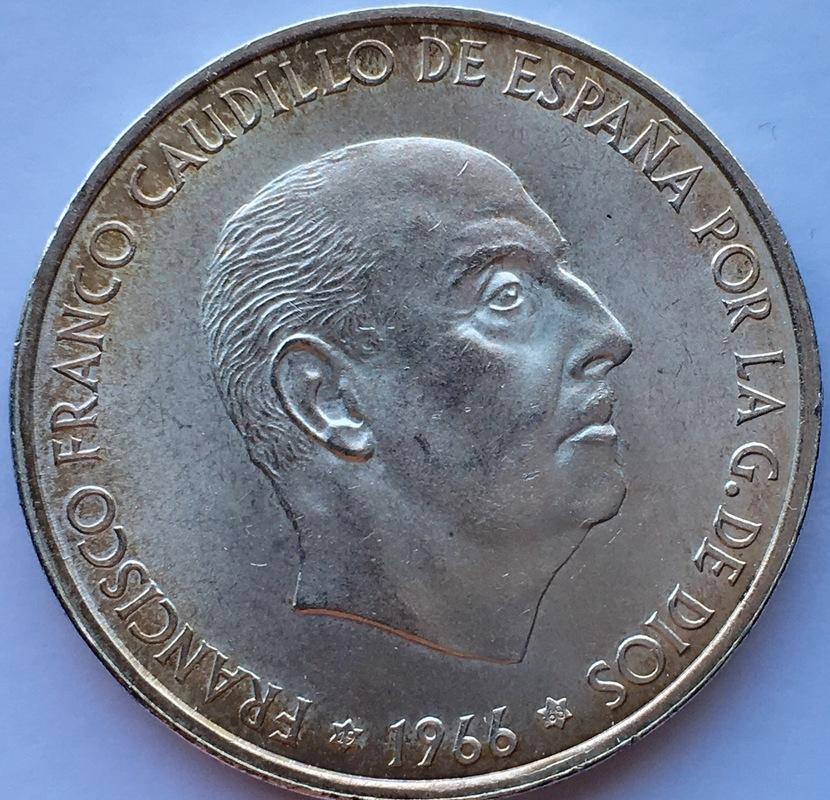100 pesetas 1966 (*19-68). Estado Español IMG_2164