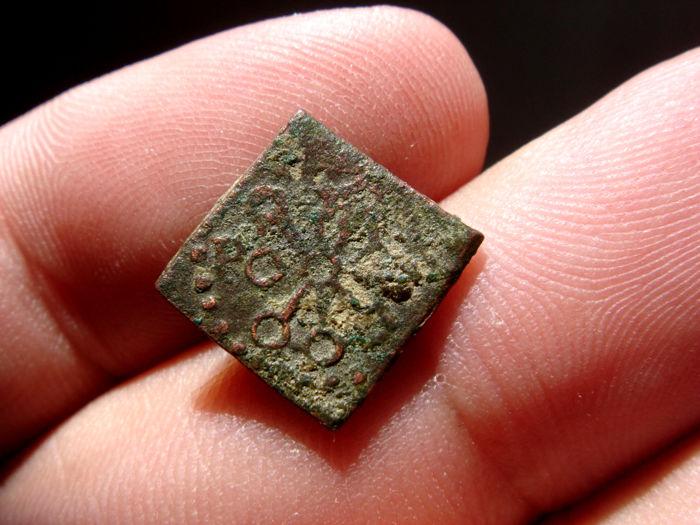Cornado de Pamplona de Carlos III Cornado_CIIIb