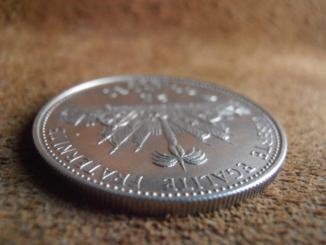 25 Gourdes 1973 Haití  P3280012