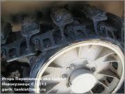 Немецкий средний полугусеничный бронетранспортер SdKfz 251/1 Ausf D, Музей Войска Польского, г.Варшава, Польша.  Sd_Kfz_251_011