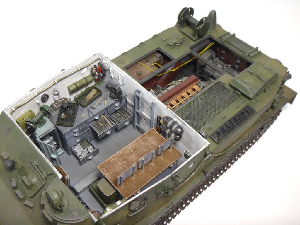 МТП на базе БТР-50ПК ГОТОВО - Страница 6 DSC01208