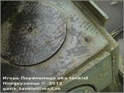 Советский тяжелый танк КВ-1, завод № 371,  1943 год,  поселок Ропша, Ленинградская область. 1_137