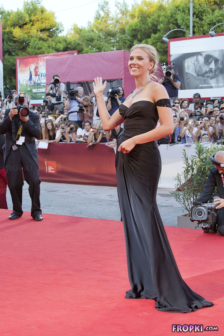 Scarlett Johansson Fropki 36