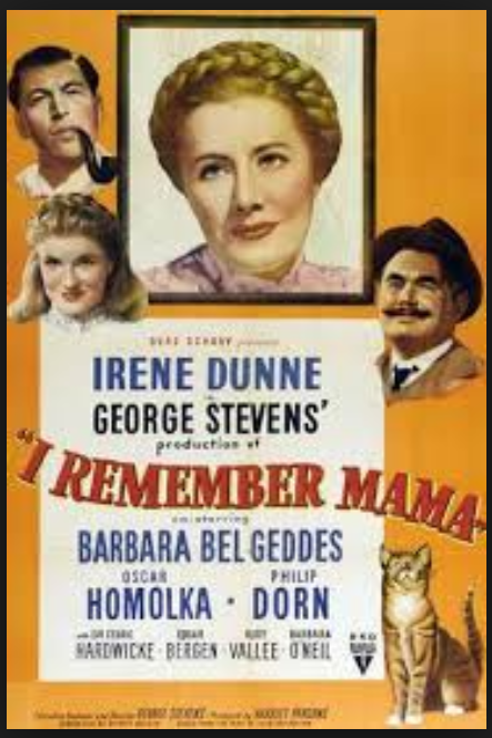Movies - Must see or Avoid? Iremember_MAMA