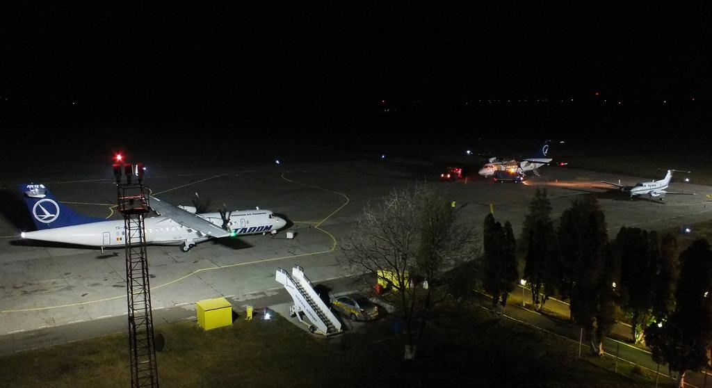 Aeroportul Suceava (Stefan Cel Mare) - Ianuarie 2014 DSCF7951