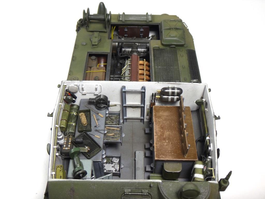 МТП на базе БТР-50ПК ГОТОВО - Страница 6 DSC01207