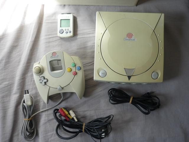 [VDS/TROC] Saturn et Dreamcast Jap jeux P1040618