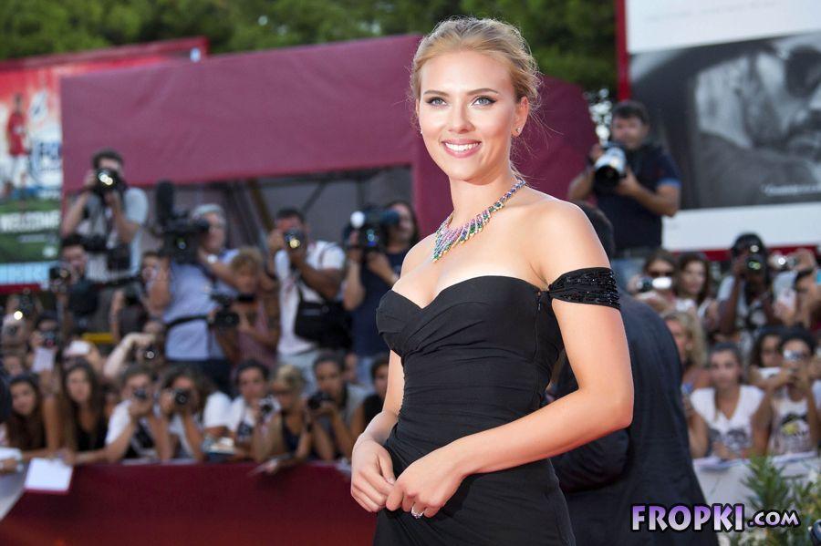 Scarlett Johansson Fropki 40