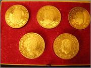 Monedas Conmemorativas de Juan Carlos I 1975 P1010110