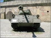 Советский тяжелый танк ИС-2, ЧКЗ, февраль 1944 г.,  Музей вооружения в Цитадели г.Познань, Польша. 2_179