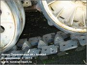 Немецкий средний полугусеничный бронетранспортер SdKfz 251/1 Ausf D, Музей Войска Польского, г.Варшава, Польша.  Sd_Kfz_251_015