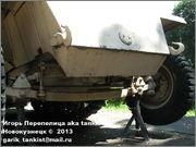 Немецкий средний полугусеничный бронетранспортер SdKfz 251/1 Ausf D, Музей Войска Польского, г.Варшава, Польша.  Sd_Kfz_251_005