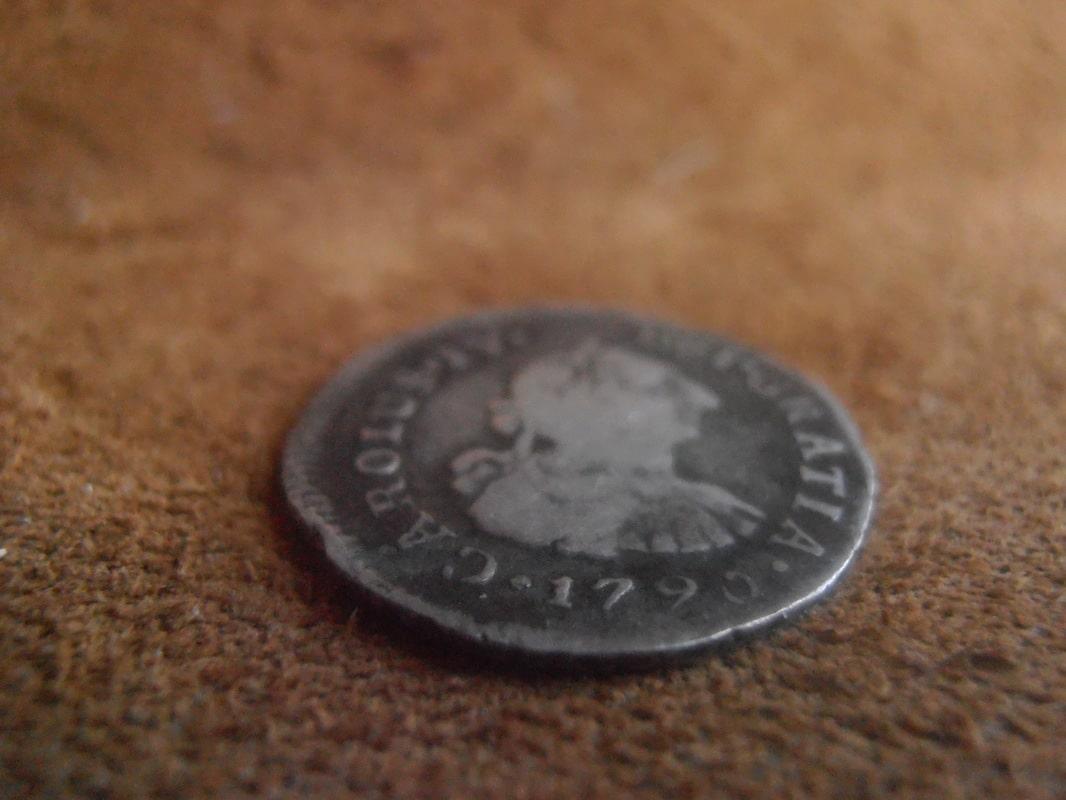 1/2 Real 1790. Carlos IV. Lima P3250046