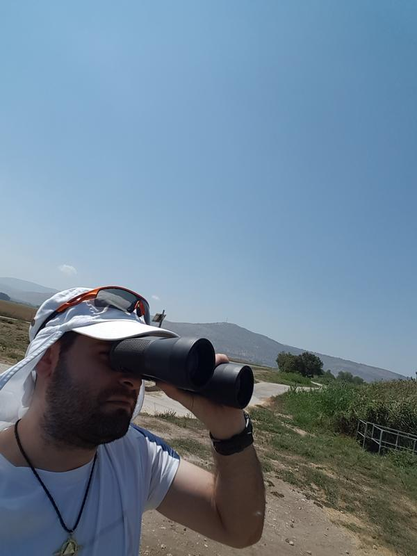 trip walkthrough : israel hula lake nature reserve 20180904_131742