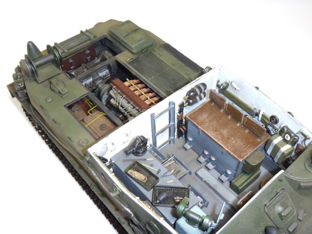 МТП на базе БТР-50ПК ГОТОВО - Страница 6 DSC01206