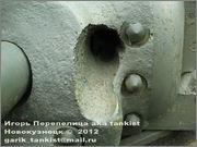 Советский тяжелый танк КВ-1, завод № 371,  1943 год,  поселок Ропша, Ленинградская область. 1_125