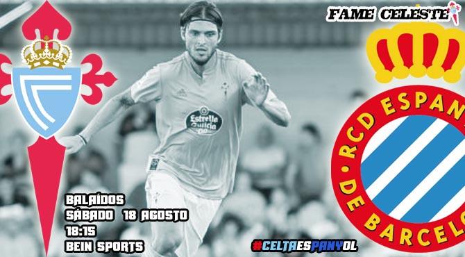 R.C. Celta 1-1 R.C.D. Espanyol | 1ª Jornada Liga Celta_vs_espanyol