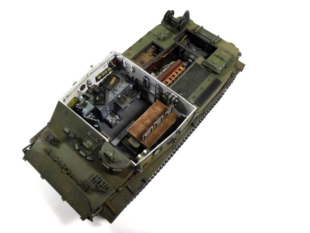 МТП на базе БТР-50ПК ГОТОВО - Страница 6 DSC01197