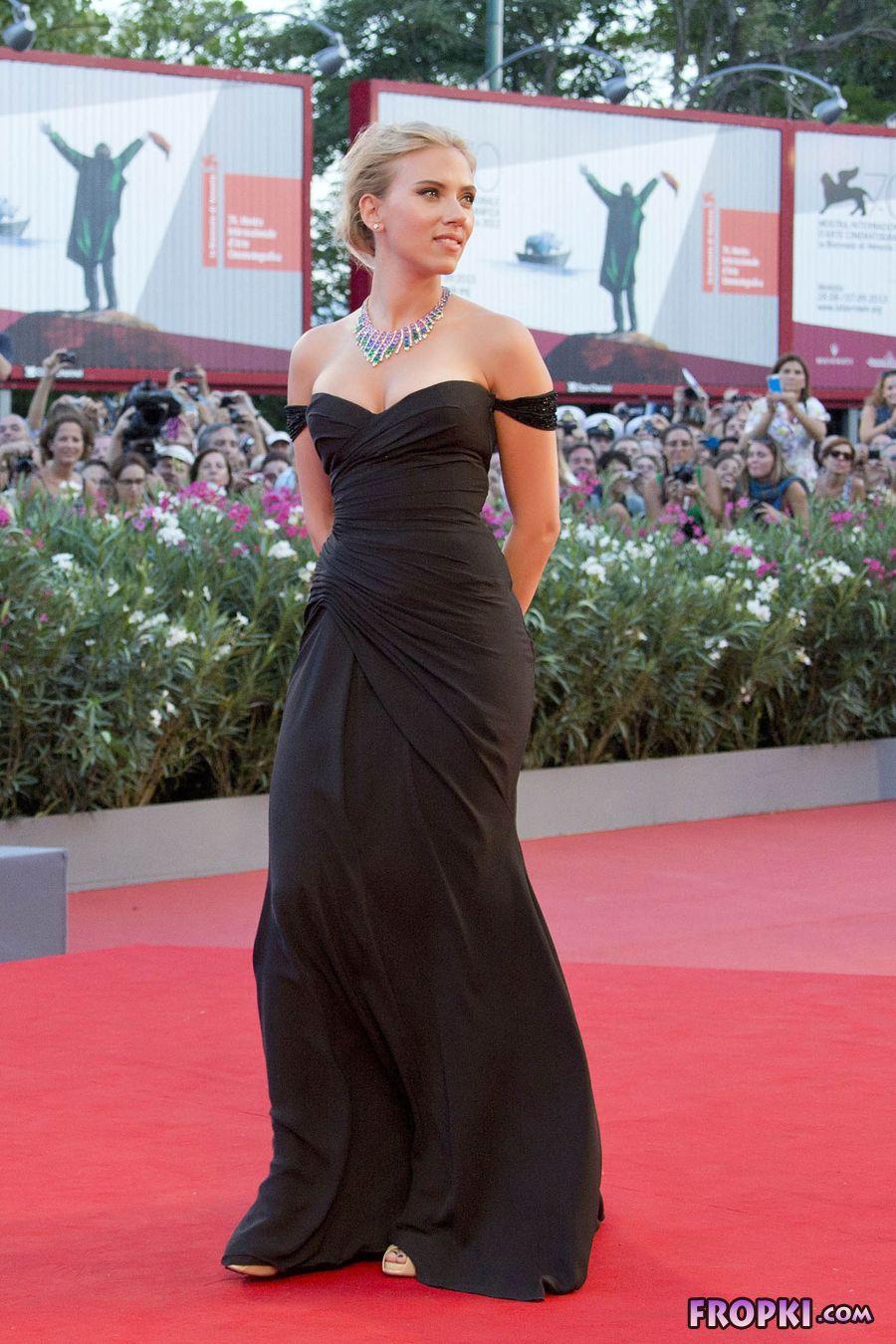 Scarlett Johansson Fropki 23