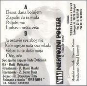 Nervozni postar - Diskografija Deset_dana_bolujem_u