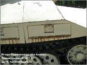 Немецкий средний полугусеничный бронетранспортер SdKfz 251/1 Ausf D, Музей Войска Польского, г.Варшава, Польша.  Sd_Kfz_251_008
