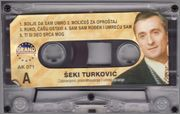 Seki Turkovic - Diskografija Seki2000kt