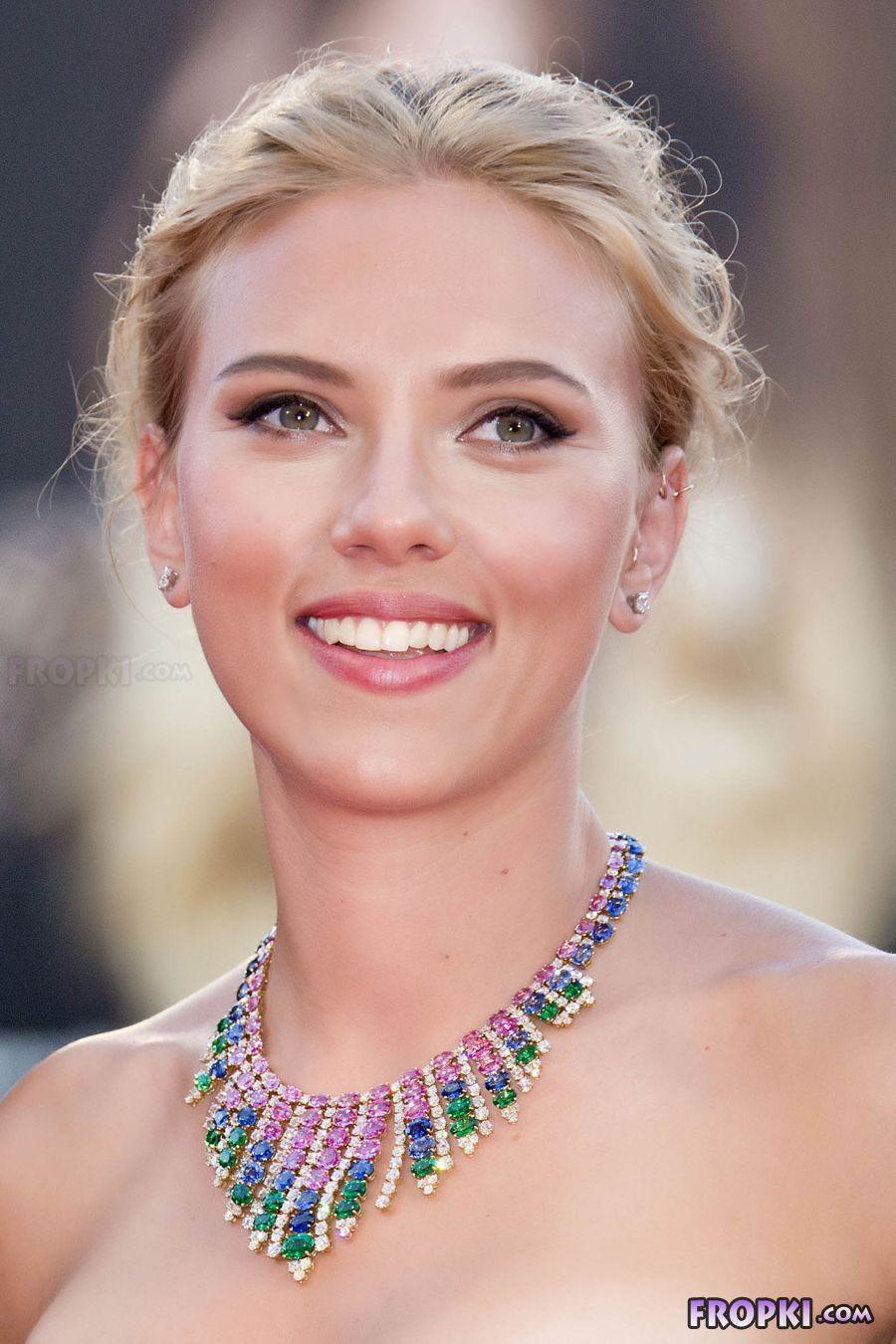 Scarlett Johansson Fropki 22