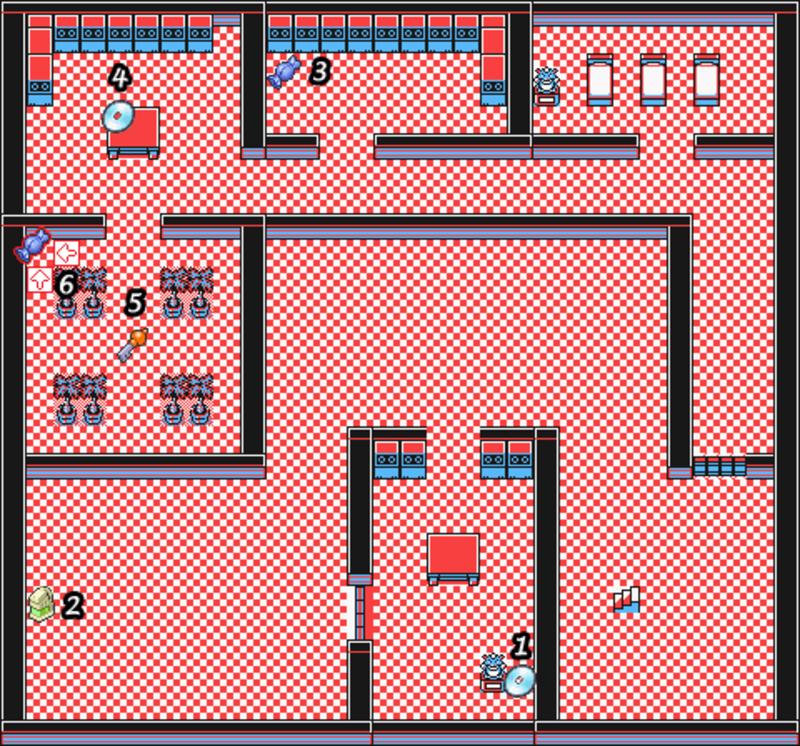 Lugares extraños, perturbadores, misteriosos, etc de Pokémon (hay spoilers) Mansi_n_Pok_mon_Sotano
