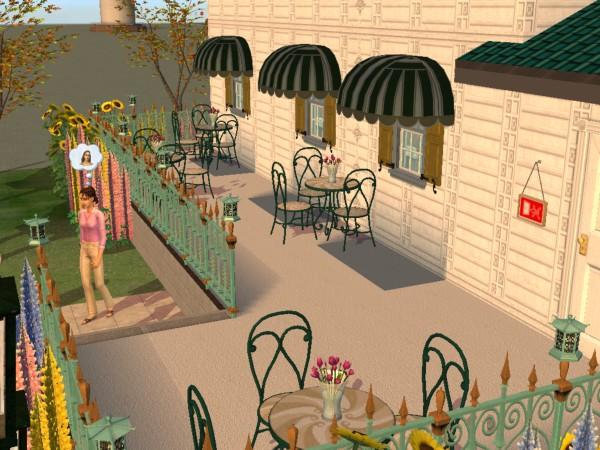 Babiččina kavárna Zepredu