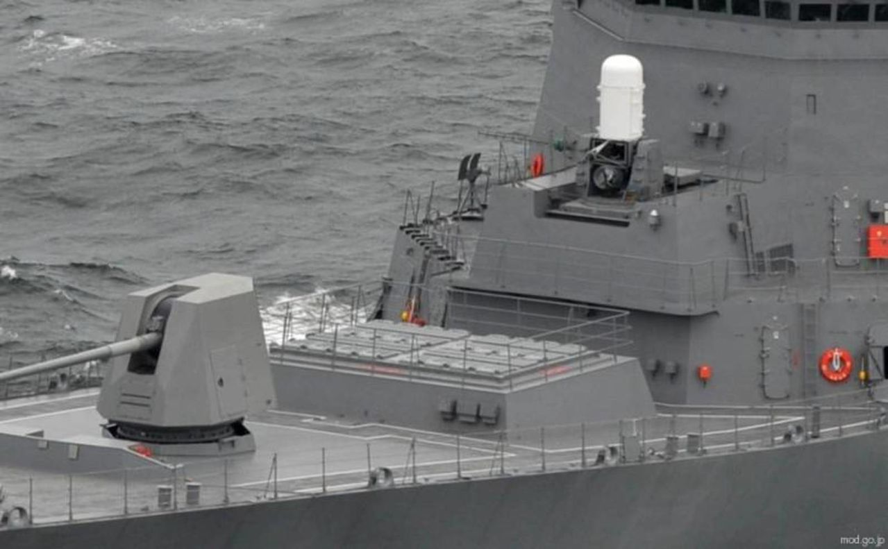 Destructor Clase Akizuki 19DD - Diseño stealth y respaldo a buques Aegis y Portahelos Hyuga AKIZUKICLASSDESTROYER4