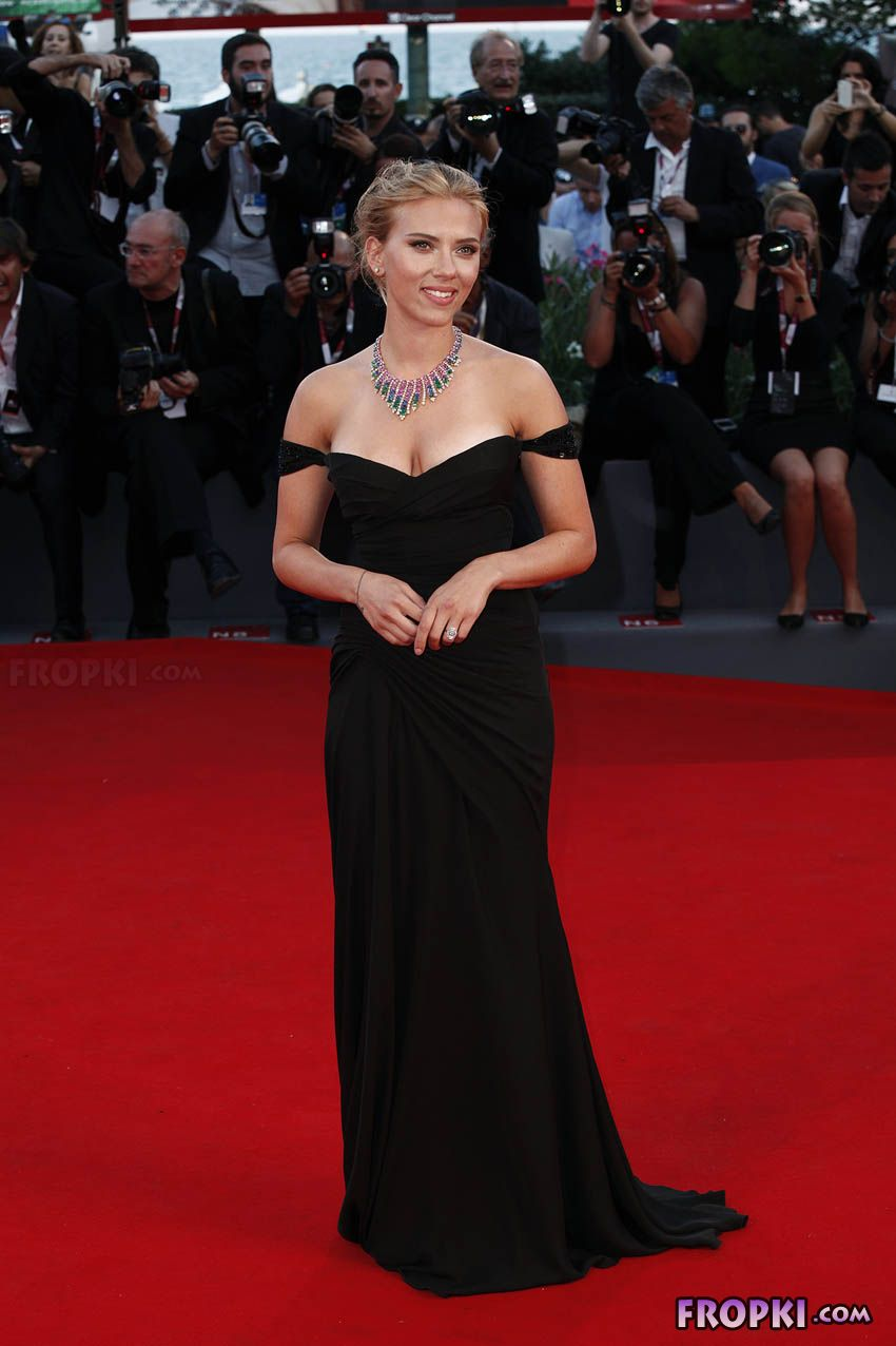 Scarlett Johansson Fropki 30