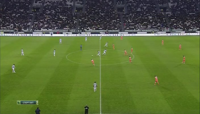 Serie A 2013/2014 - J14 - Juventus Vs. Udinese (400p) (Ruso) Image