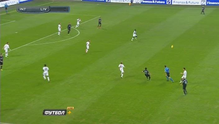 Serie A 2013/2014 - J12 - Inter de Milán Vs. Livorno (400p) (Ucraniano) Image