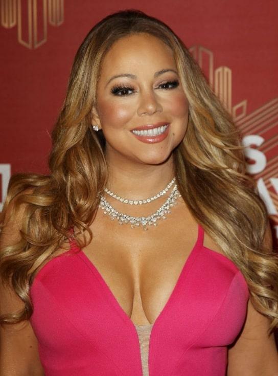 Mariah Carey aux Divas Holiday vh1  Mimi_divas_live