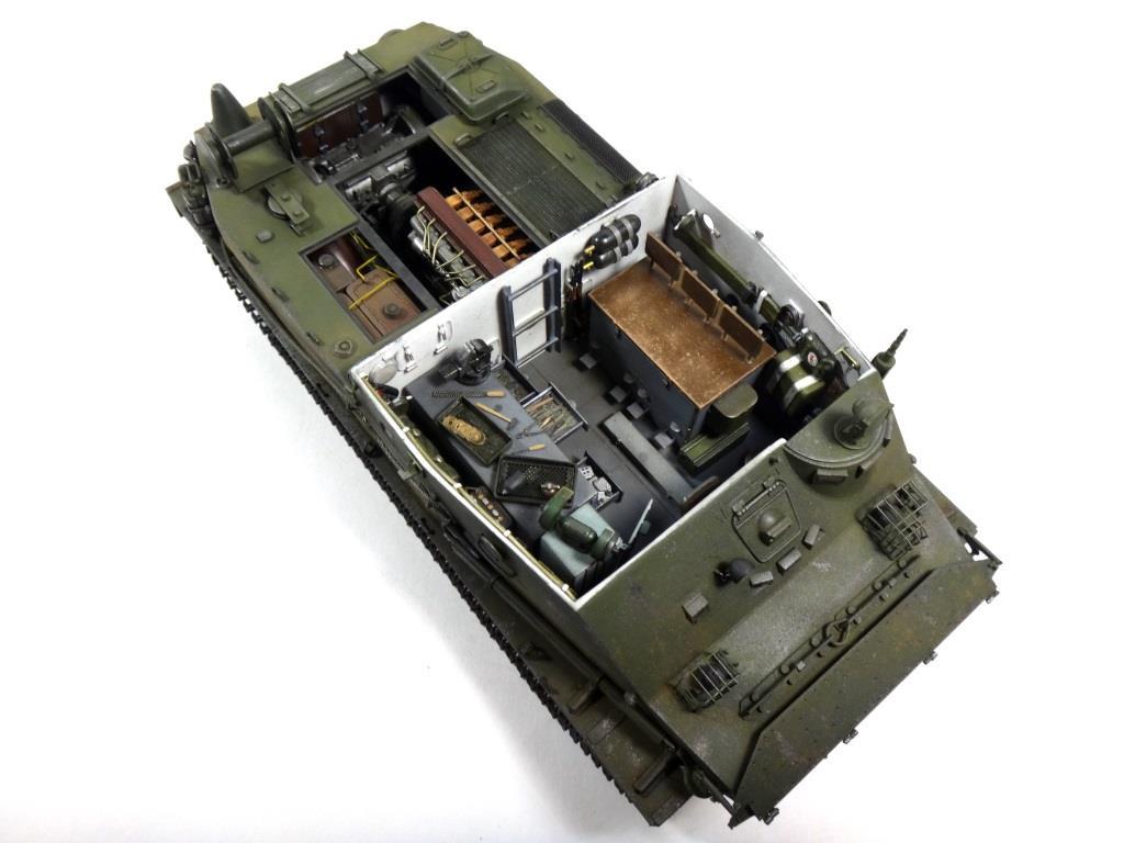 МТП на базе БТР-50ПК ГОТОВО - Страница 6 DSC01203