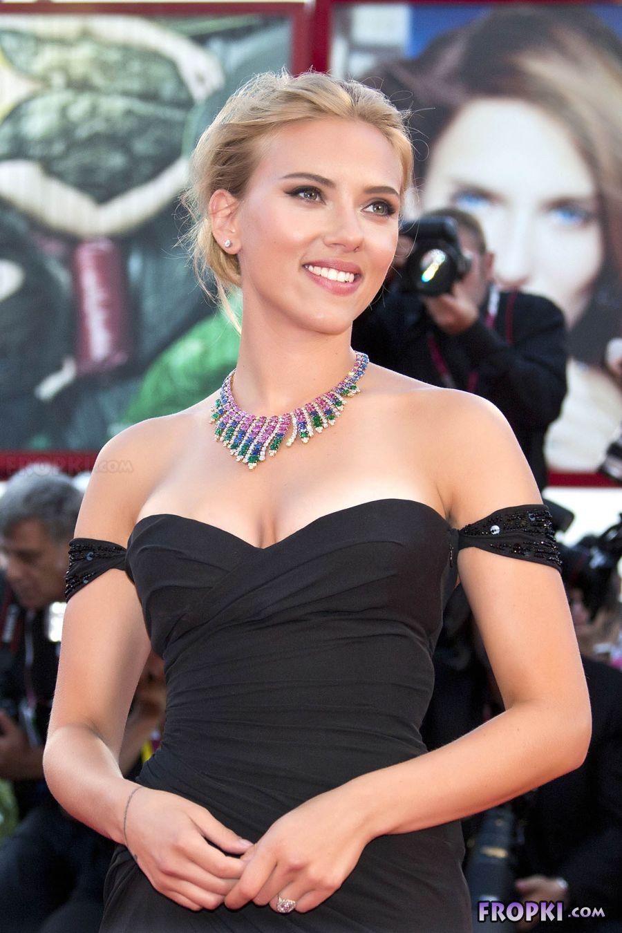 Scarlett Johansson Fropki 37