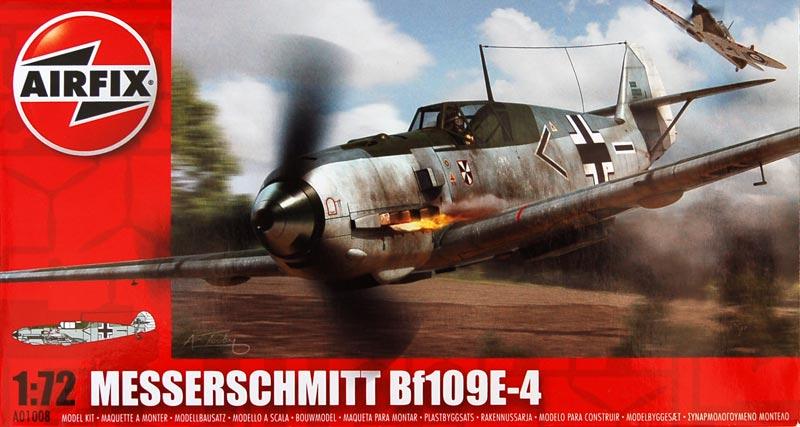 Messerschmitt Bf 109 E-3 / E-4 arfix Bf109e4boxtop