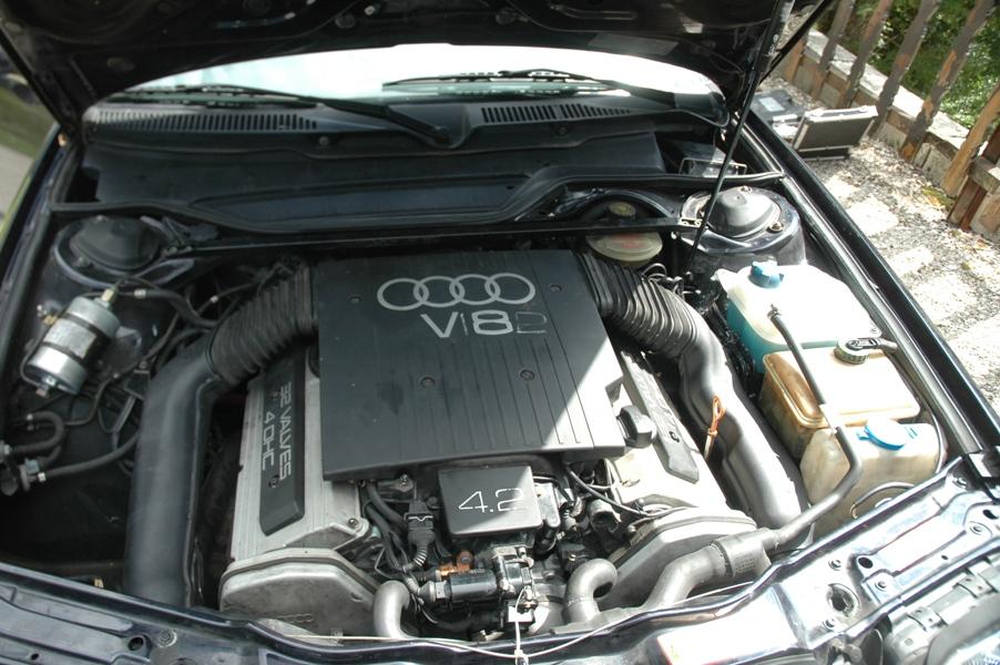 Audi S6 V8 avant Quattro DSC_7615