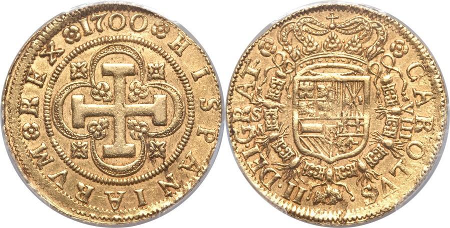 HERITAGE.Moneda Española 882638l