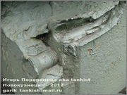 Советский тяжелый танк КВ-1, завод № 371,  1943 год,  поселок Ропша, Ленинградская область. 1_148