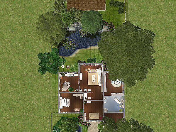 """Stavební výzva """"Dům pro Ludmilu"""" House_Ludmila_62"""