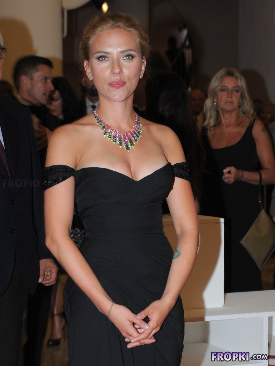 Scarlett Johansson Fropki 10