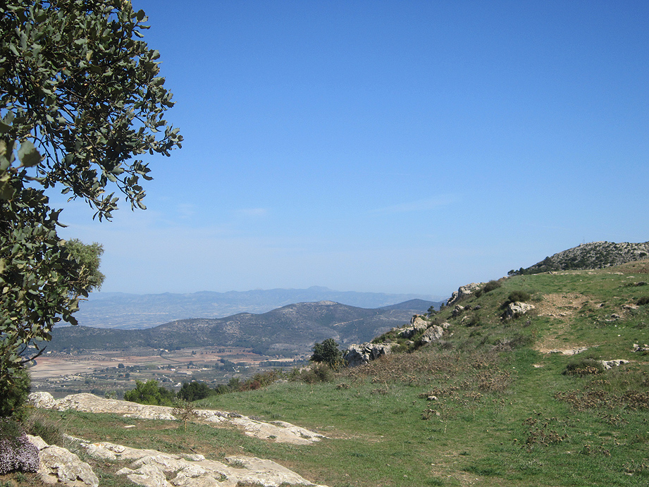 ALFAFARA-COVA DE BOLUMINI....ruta motosenderista Bolu32