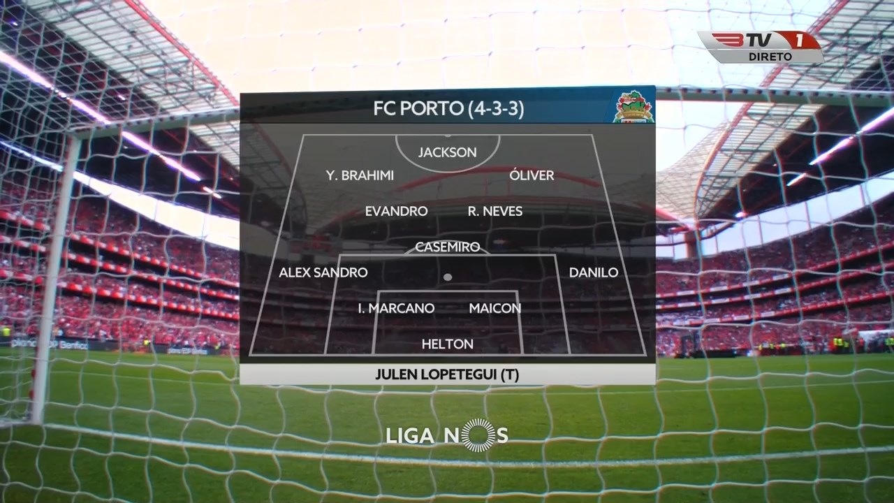 Primeira Liga 2014/2015 - J30 - Benfica Vs. Oporto (720p) (Portugués) Image