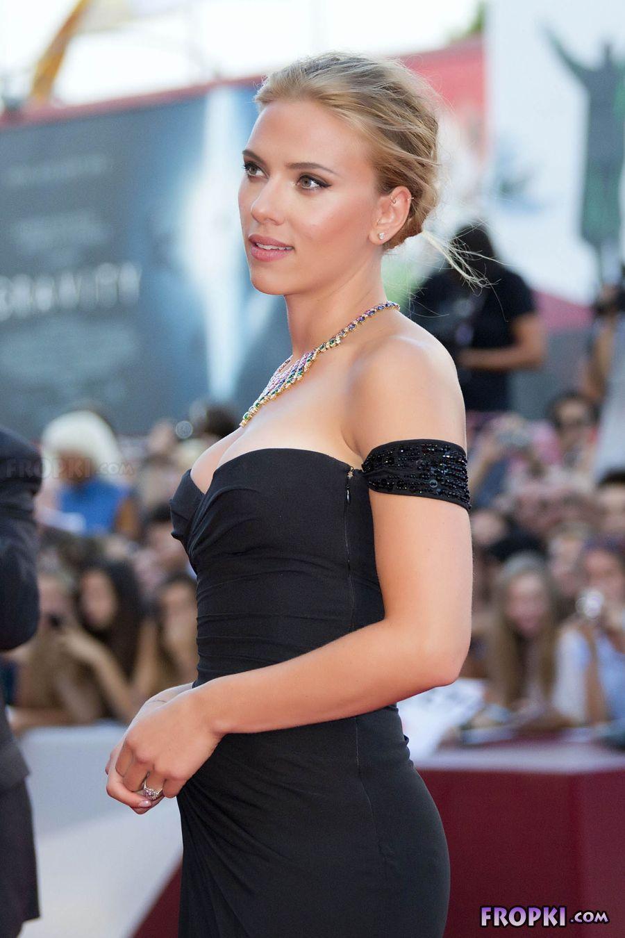 Scarlett Johansson Fropki 11