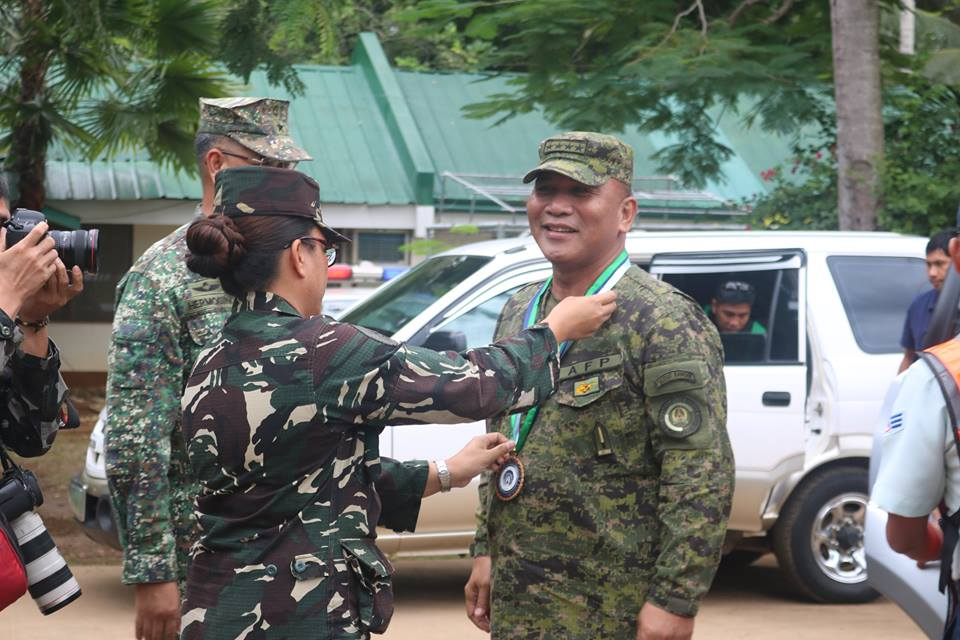 Incoming Philippine AFP uniform Afp
