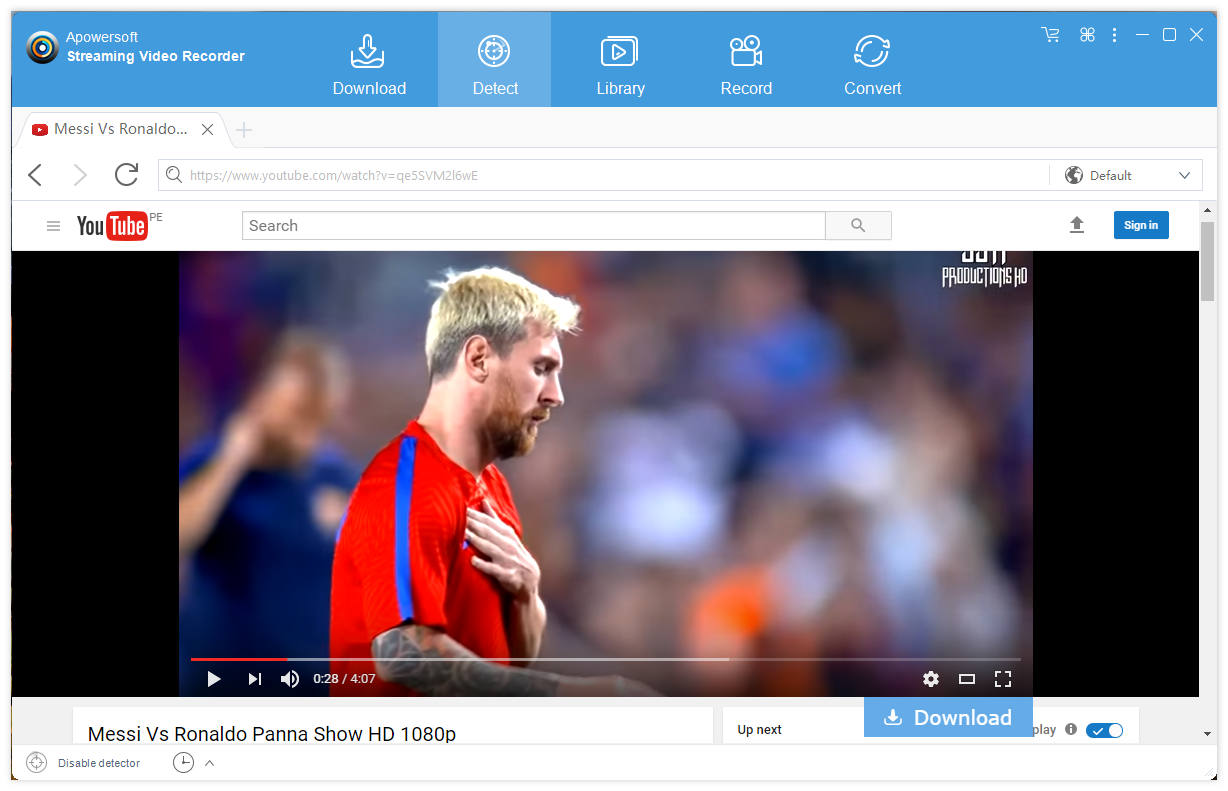 Apowersoft Streaming Video Recorder 6.2.3 Build 09.04.2017 Multilingual 00342