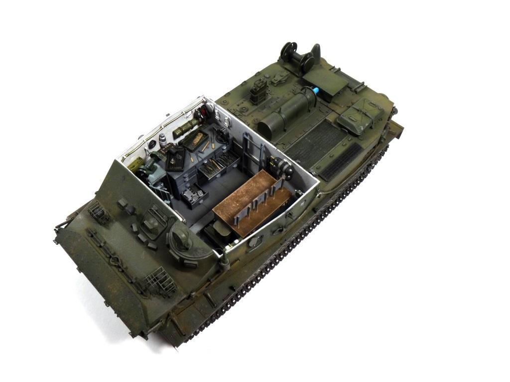 МТП на базе БТР-50ПК ГОТОВО - Страница 6 DSC01188